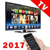 TV & Video Remote Control 2017