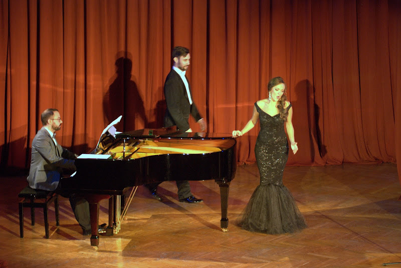 Rodzinne Trio Operowe w Domu Narodowym
