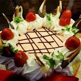 16. kép: Boldizsár Cukrászda - Agria Park - Gyümölcs torta