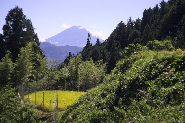 ニッコールオート5.8cm 富士山