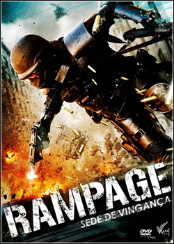 Download Rampage Sede de Vingança AVI Dual Áudio RMVB Dublado