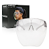 50% off Deals on Anti fog & Scratch resistant Face Shield