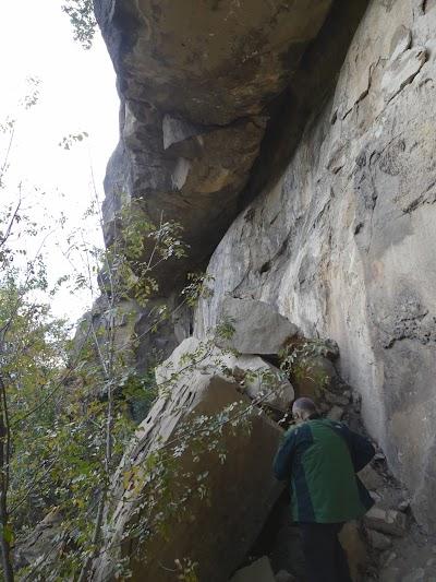 , Скалните графити и рисунки в района на Роман