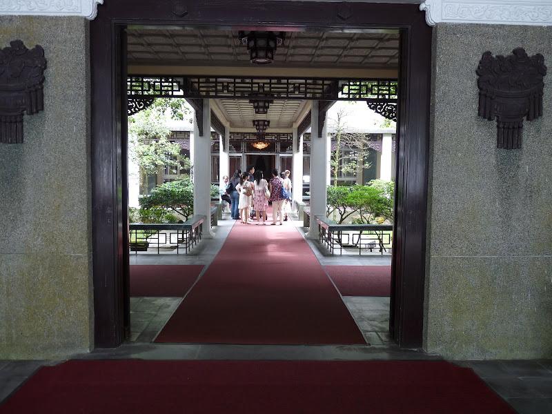 TAIWAN.Taipei Yangminshan, une des résidences de CKS - P1110866.JPG