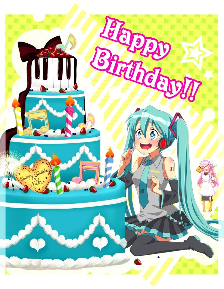Hatsune Miku: 5º Aniversario - Info + Imágenes y Vídeos