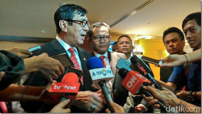 Jokowi akan Tambah Jumlah Hakim di Indonesia Tahun 2017