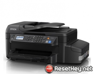 Reset Epson EW-M660FT ink pads are at the end of their service life