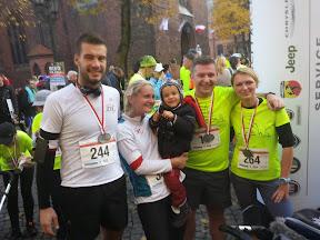 Słupski Bieg Niepodległości (11 listopada 2014)