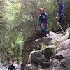 BARRANCO TRIGONIERO (Mont Perdu) : le 14 juillet 2011, avec Jérome, Coralie, Alain, Patrick, Fred et Sophie. ______________________________________