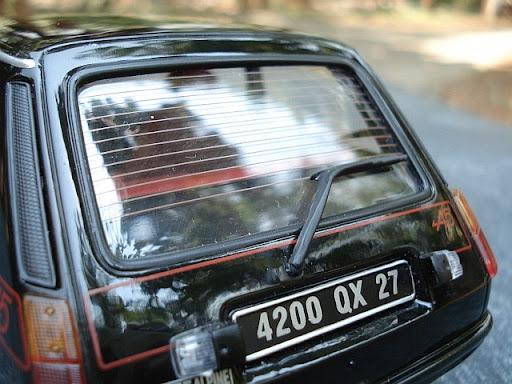 1977 Renault A5 Alpine