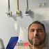 Moses Rodrigues está hospitalizado no Hospital Santa Casa