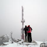 Kalnik, zapadnim grebenom 12.02.2012