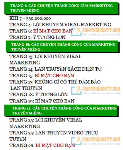 Luật Mới Của Viral Marketing