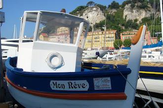 Photo: Départ de Nice (samedi 12 mai)