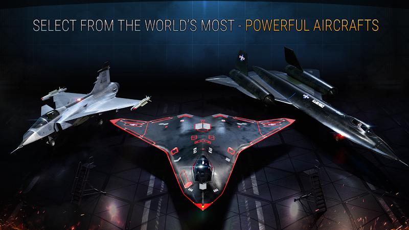 Modern Warplanes: Wargame Shooter PvP Jet Warfare Screenshot 6