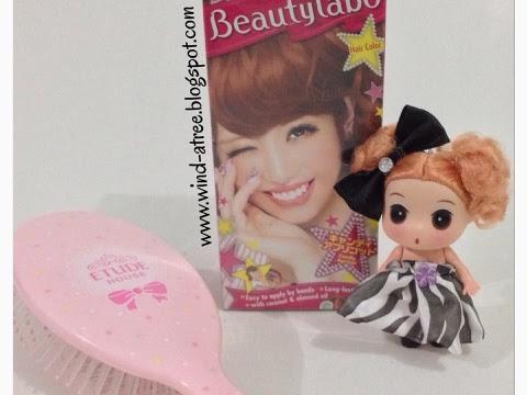 Mewarnai rambut di rumah dengan Beautylabo