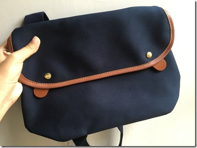 Brady Bag of England - Brady Avon navy