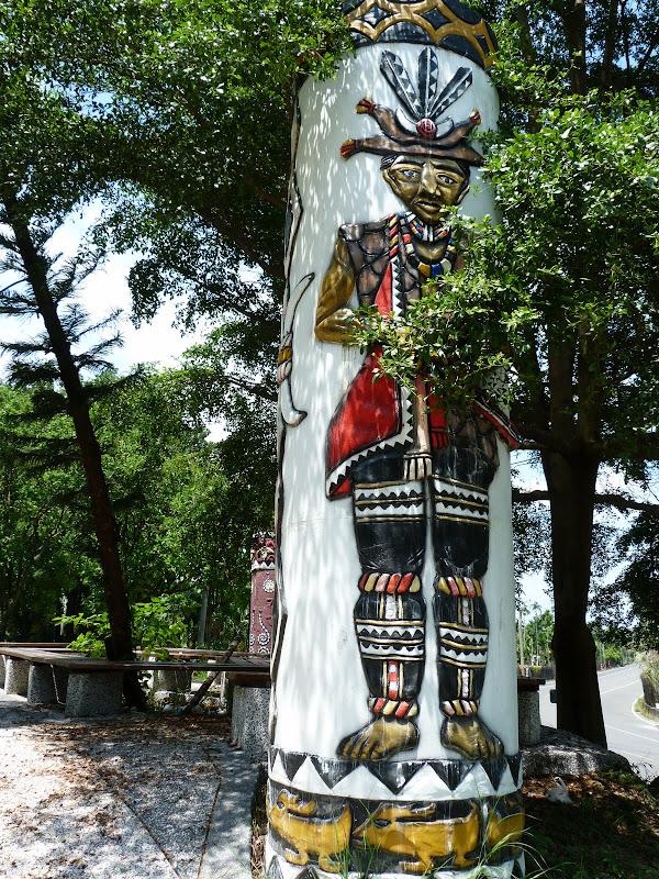 Tainan County.De Dona village à Meinong via Sandimen en scooter.J 12 - P1220588.JPG