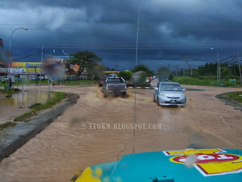 banjir kota marudu
