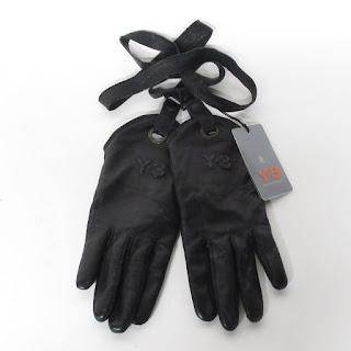 Yohji Yamamoto New Gloves