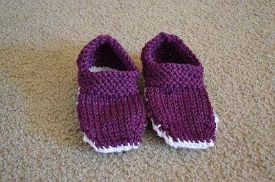 Kids Option Slippers purple