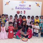 Rakhsha Bandhan Celebration by Jr KG Section at Witty World, Chikoowadi (2018-19)