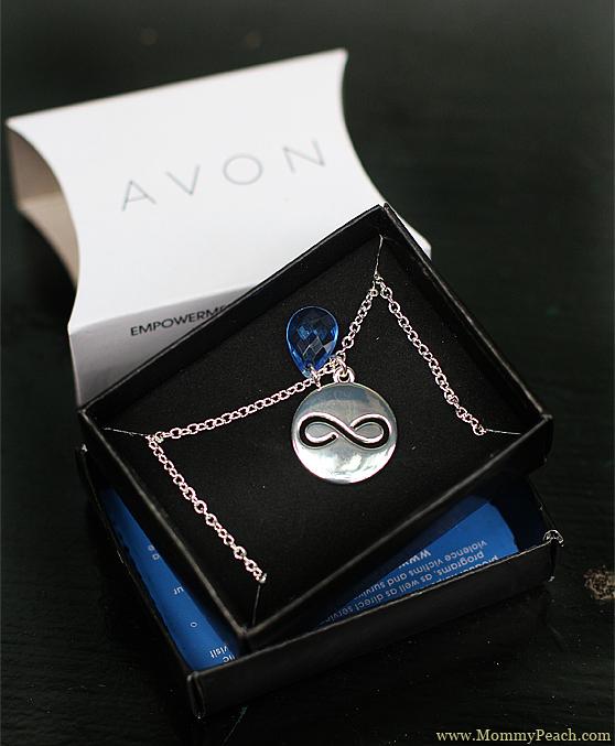 Avon Empowerment Necklace