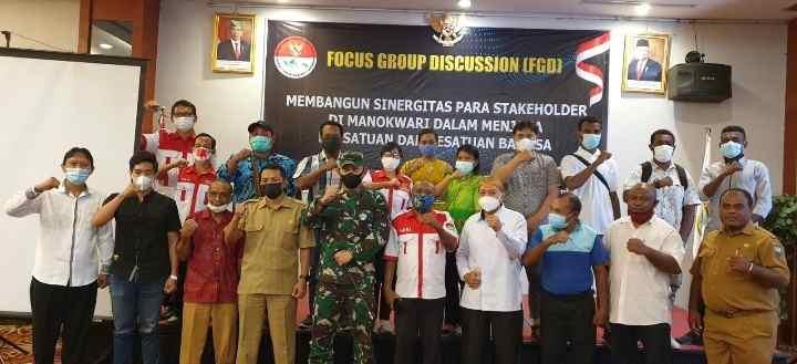 Dibutuhkan Sinergitas Para Stakeholders Di Papua Dalam Meghadapi Ancaman Keamanan Persatuan dan Kesatuan Bangsa...