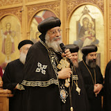 His Holiness Pope Tawadros II visit to St. Mark LA - _09A9241.JPG