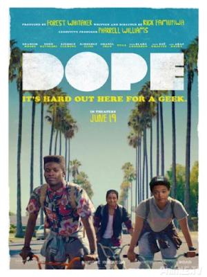 Phim Tay Chơi Gà Mờ - Dope (2015)