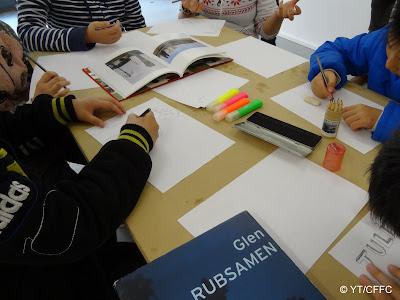 Atelier Accompagnement à la scolarité à la Galerie Treize