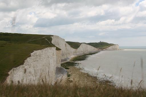 0906 011 Seaford to Eastbourne, England
