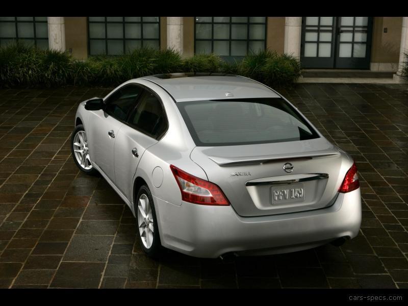 ... 2009 Nissan Maxima 00013 ...