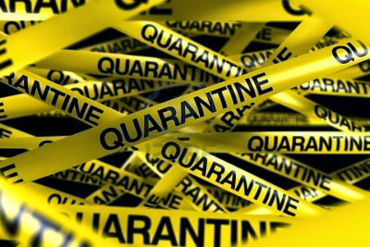 Quarantine - by unknown, Creative Commons