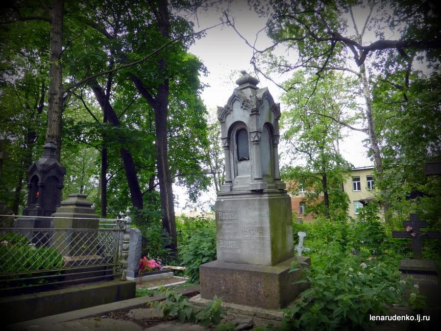 Секс волковское кладбище