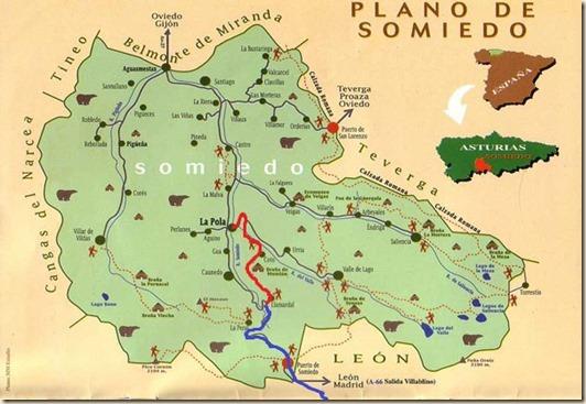 somiedo-mapa