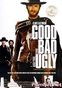 Phim Người Tốt, Kẻ Xấu Và Tên Vô Lại - The Good, The Bad And The Ugly Full Hd