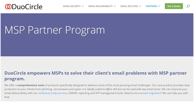 Looking for an MSP Reseller? Try These Top MSP Partner Programs