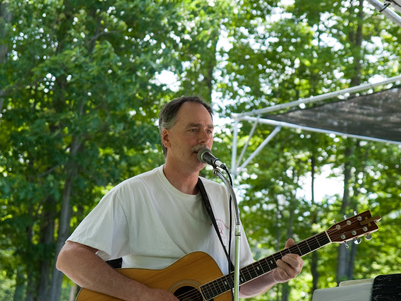 Mike Ordway on Guitar