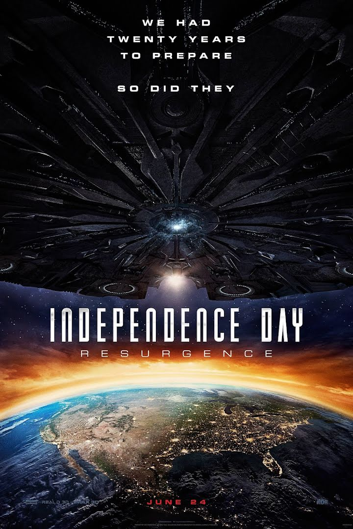 Independence Day: Contraataque - Independence Day: Resurgence (2016)