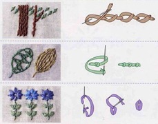 ribbon embroidery 04
