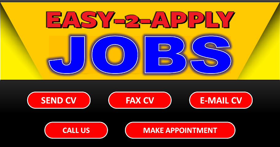 Easy to Apply Jobs