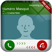 unmask private number (PRO)
