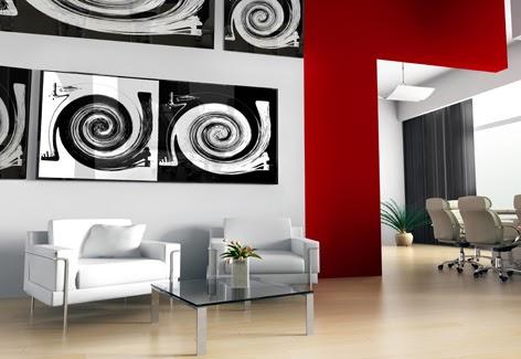Renueva tus paredes con papel pintado portal de manualidades - Manualidades con papel pintado ...