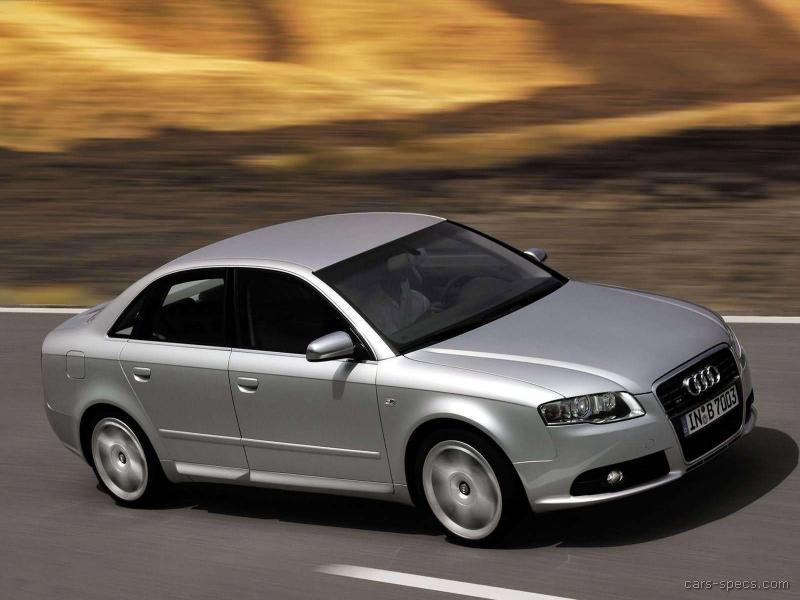 2006 audi s4 sedan specifications pictures prices. Black Bedroom Furniture Sets. Home Design Ideas