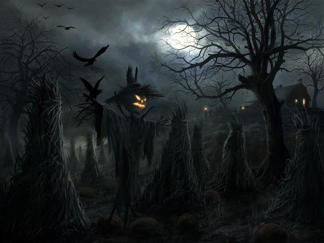 15 Sfondi horror per Halloween
