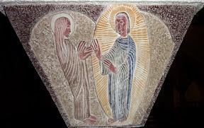 Jésus ressuscité apparaît à Marie-Madeleine