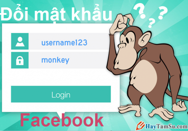 Đổi Mật khẩu Facebook – Hướng dẫn thay đổi pass Facebook.com
