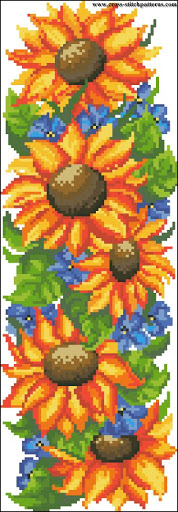 Sunflovers 2 chart