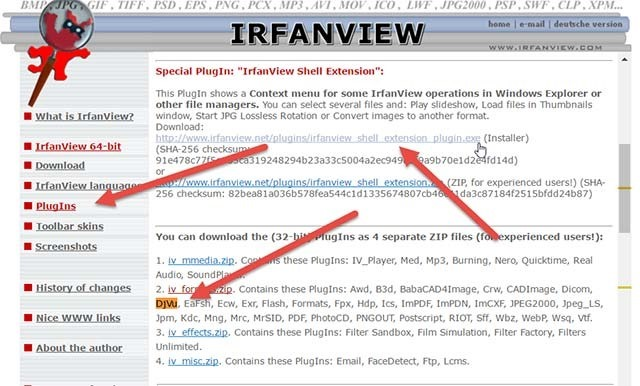irfanview-plugin